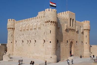 قلعة قايتباى وسحر الإسكندرية Dea3799272