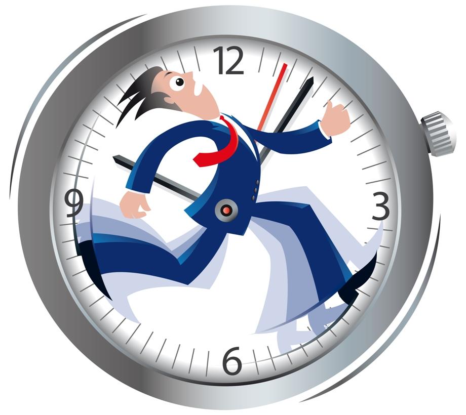 الوقت والمواعيد بالانجليزية