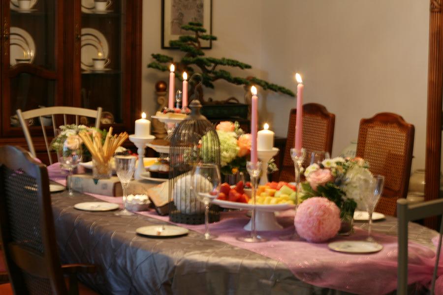 نصائح لديكور المائدة فى الشتاء