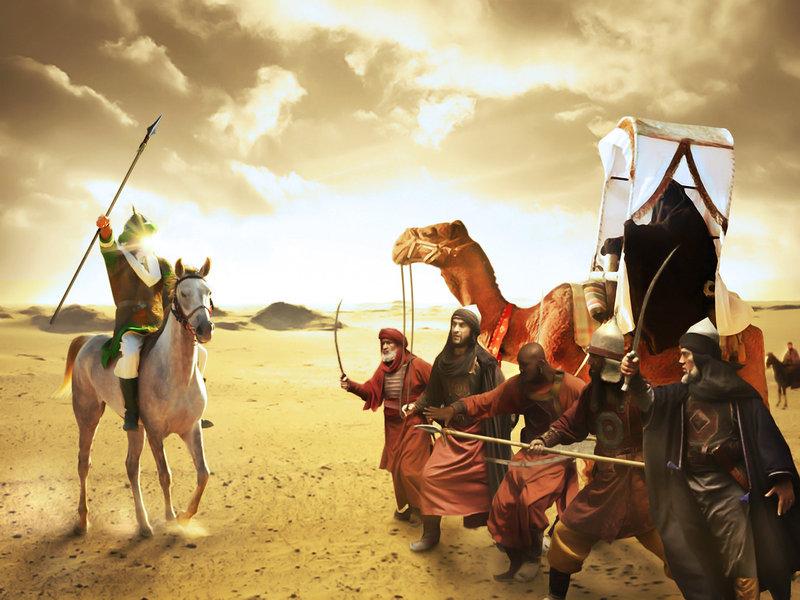 أبطال الإسلام العظماء