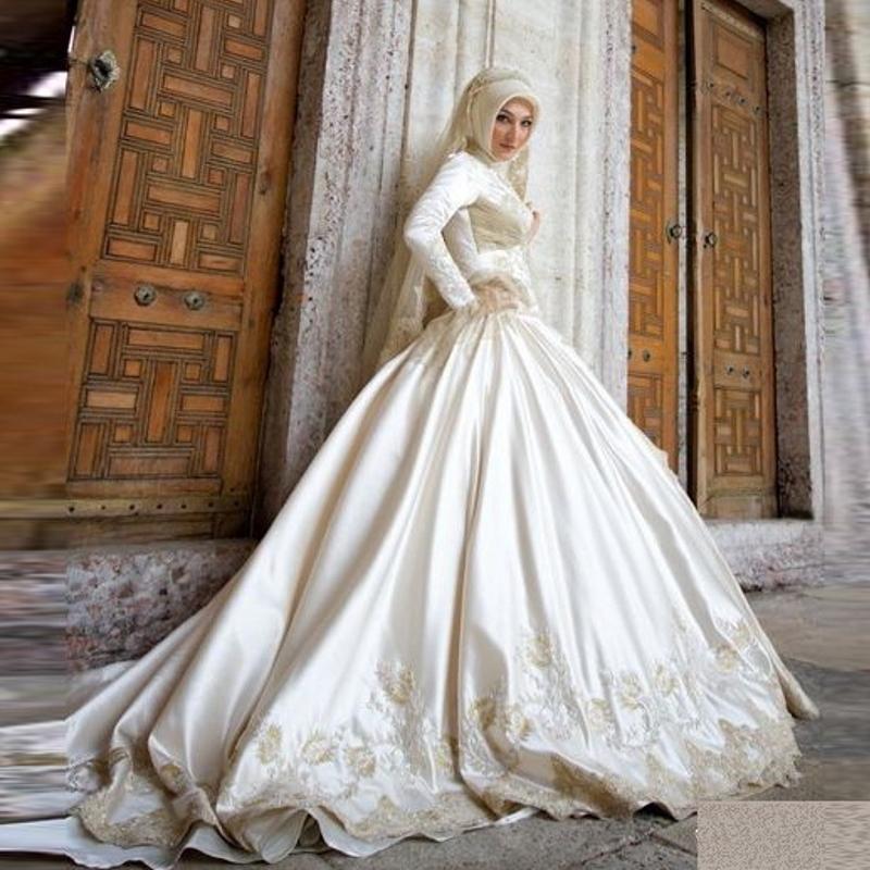 809e78a3b فساتين زفاف للمحجبات تركى - صفحة