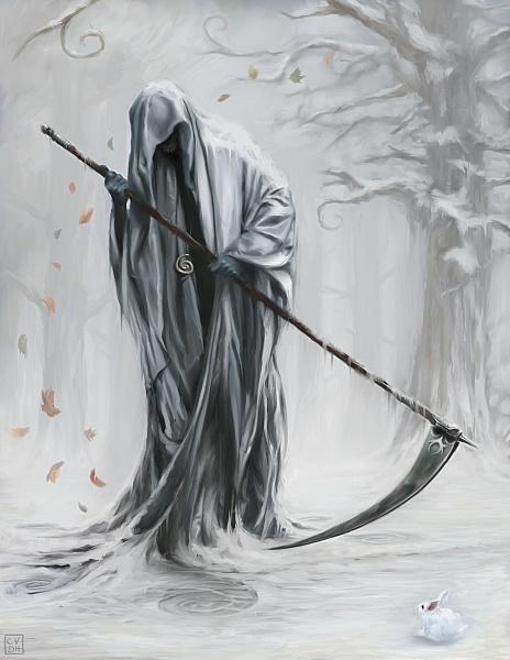 علامات حضور ملك الموت
