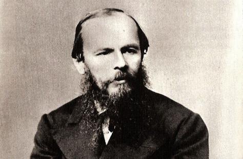 الكاتب الروسي فيودور دوستيفسكي