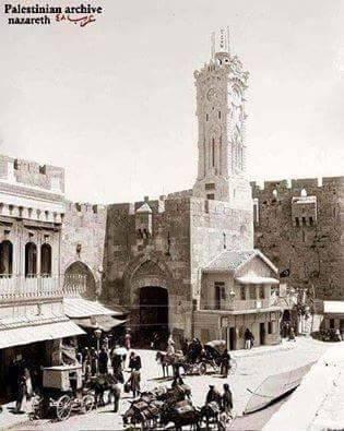 المحرك الفلسطينى لساعة بيج بين