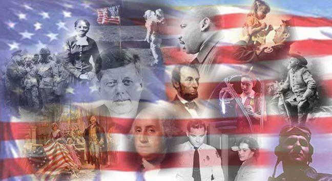 كيف قامت امريكا