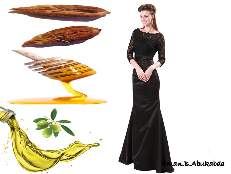 وصفة النواة و العسل (لتوحيد لون الجسم)