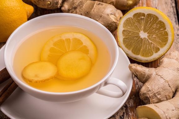 فوائد الجنزبيل والليمون فى الحفاظ على صحة القلب