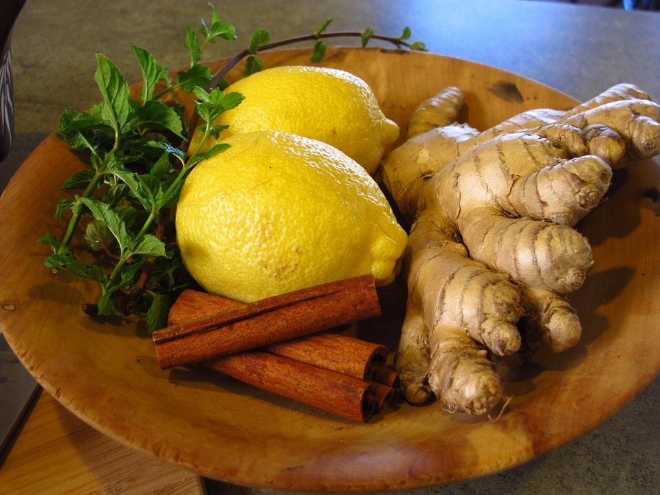 فوائد الجنزبيل والليمون فى علاج التوتر والضغوط