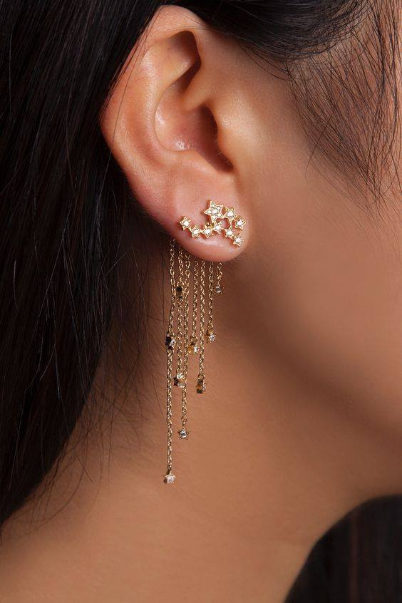 حلق الأذن روعة