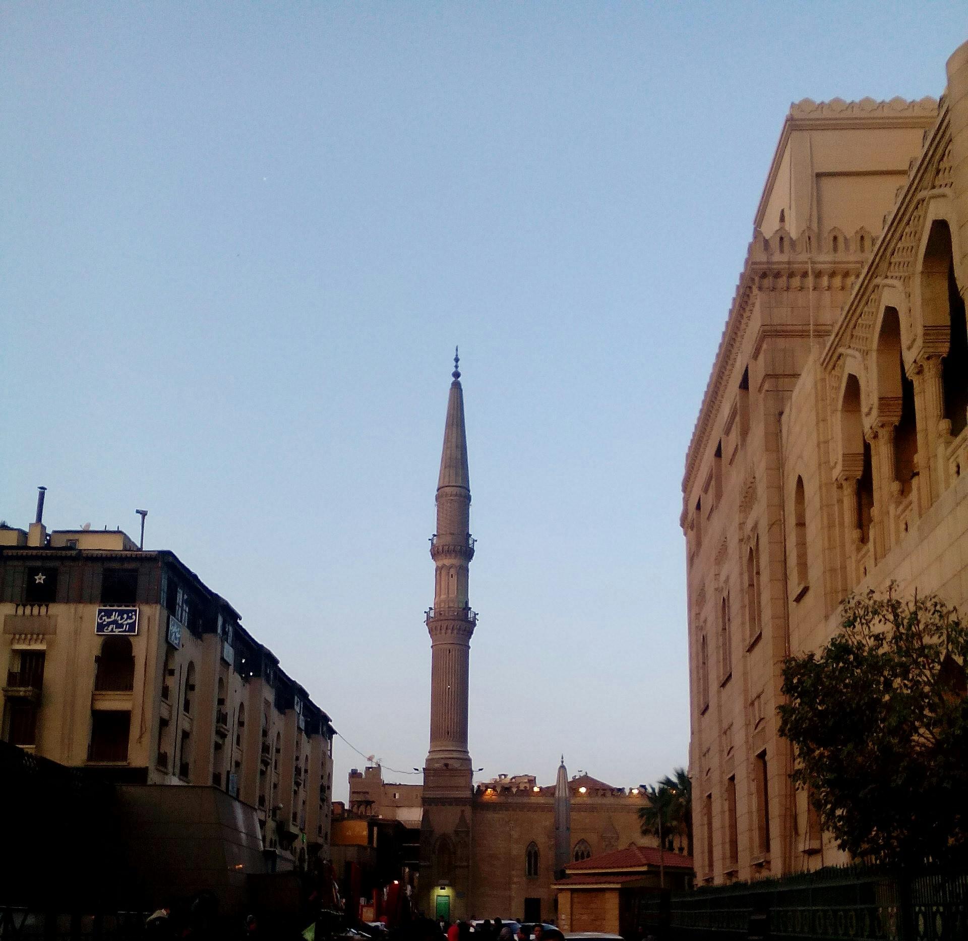 شارع المعز القاهرة الفاطمية