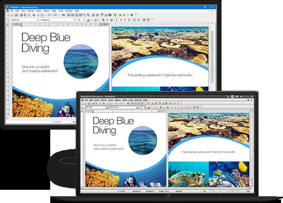 برنامج بديل الاوفيس مجاني وخفيف FreeOffice