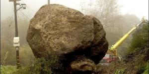 قصة الحاكم والصخرة