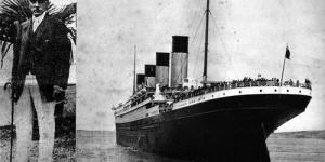 رامون ارتاجفيتا احدى ركاب السفينة تيتانك