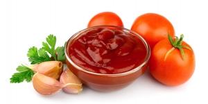 طريقة عمل الكاتشب صوص الطماطم