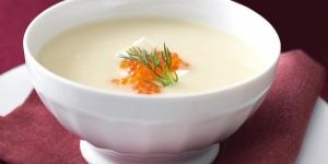 طريقة عمل شوربة كريمة البطاطس Potatoes Cream Soup