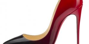 أحدث أحذية المصمم العالمي كريستيان لوبوتان لخريف و شتاء 2015