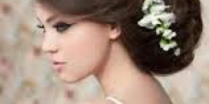 أجمل تسريحات زفاف 2015