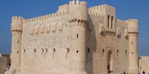 قلعة قايتباى وسحر الإسكندرية