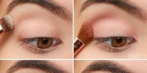 كيفية وضع مكياج العيون