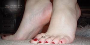 علاج مشاكل القدمين