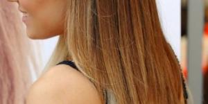 تسريحات شعر لصاحبات الشعر الطويل