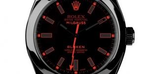 ساعات رجالى سوداء من روليكس