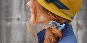 قبعات حريمى أخر أناقة