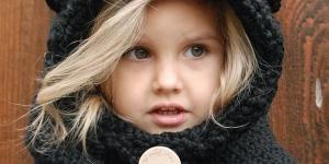 قبعات بناتى لفصل الشتاء