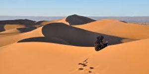 الصحراء الكبرى وجمالها