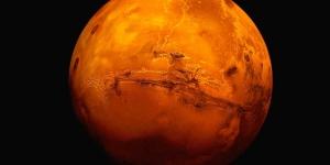 أسرار كوكب المريخ