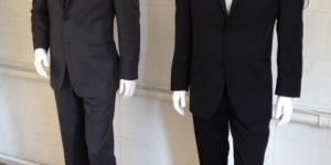 بدل زفاف سوداء رجالى 2016