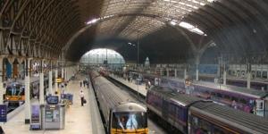 مصطلحات انجليزية عن محطة القطار