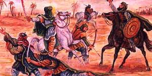 هشام ابن عتبة ابن ابى وقاص بطل الاسلام