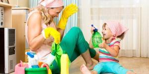 نصائح منزلية للام الحامل