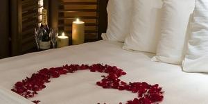 افكار رومانسية لديكور غرف النوم
