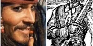 القبطان جاك سبارو الحقيقى