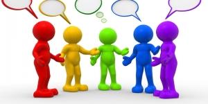 محادثة انجليزية عن تعلم اللغة