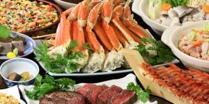 انواع الطعام بالانجليزية