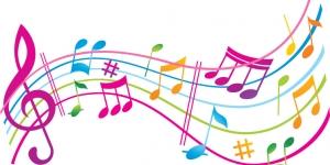انواع الموسيقى بالانجليزى