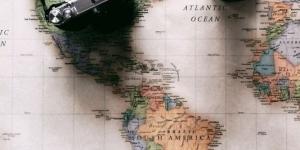 مصطلحات جغرافية بالانجليزى
