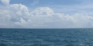 اسماء البحار والمحيطات بالانجليزى