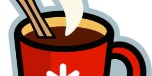 انواع المشروبات الساخنة فى اللغة الانجليزية