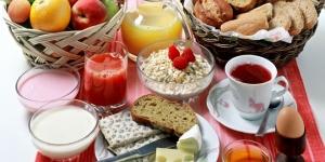 اسماء اطعمة الفطور بالانجليزية