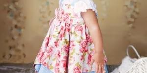 فستان صيفى اطفال 2016