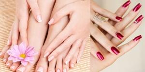 وصفة لتنعيم القدمين واليدين