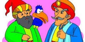 طرائف جحا (جحا وتيمور الطاغية )