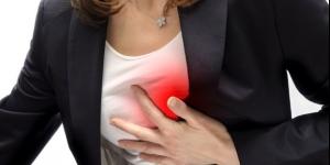 المراة وامراض القلب