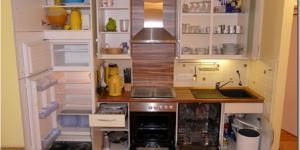 كيفية توفير مساحة للتخزين فى مطبخى