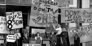 اضراب ضد الشيكولاتة