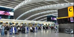 مصطلحات عن المطار بالانجليزية